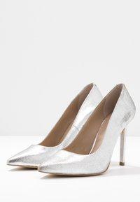 Zign - High heels - silver - 4