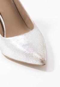 Zign - High heels - silver - 2
