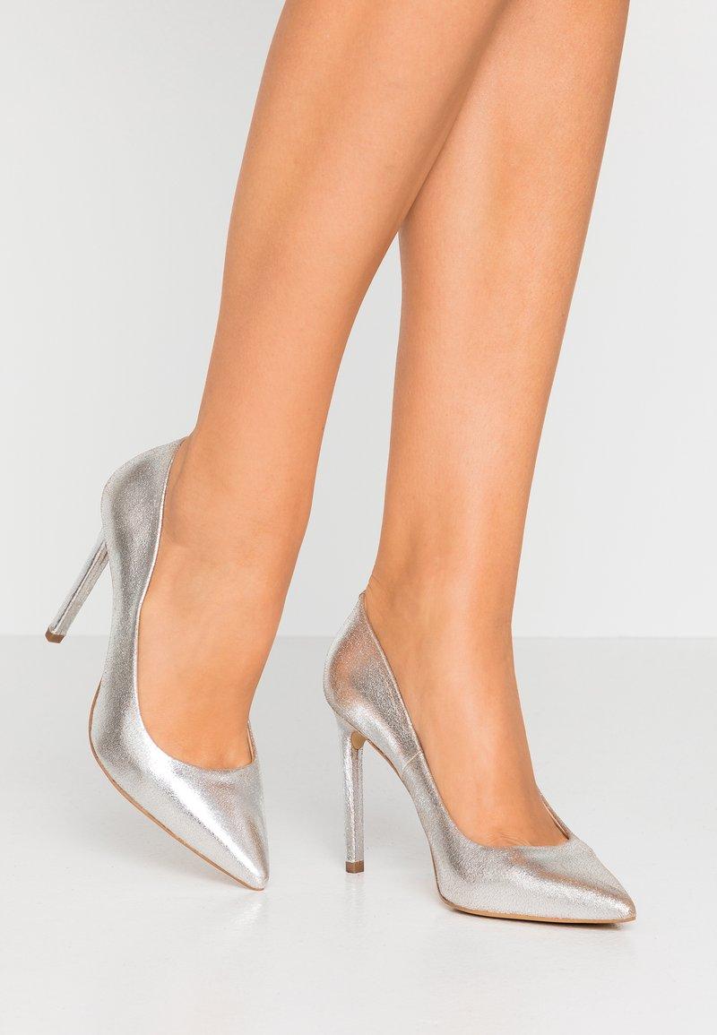 Zign - High heels - silver