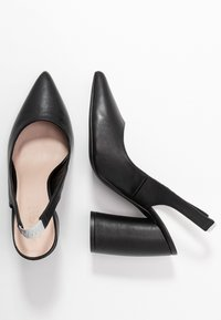 Zign - Klassiske pumps - black - 3