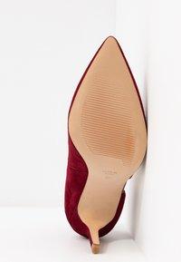 Zign - High Heel Pumps - dark red - 6