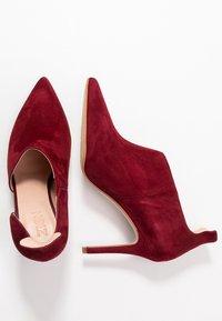 Zign - High Heel Pumps - dark red - 3