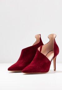 Zign - High Heel Pumps - dark red - 4