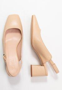 Zign - Classic heels - beige - 3