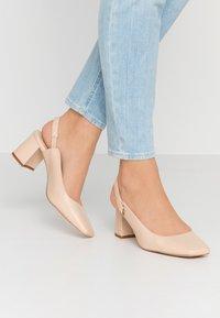 Zign - Classic heels - beige - 0