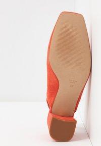 Zign - Classic heels - coral - 6