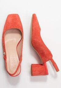 Zign - Classic heels - coral - 3