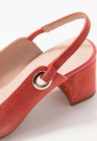 Zign - Classic heels - coral - 2