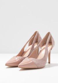 Zign - High heels - nude - 4