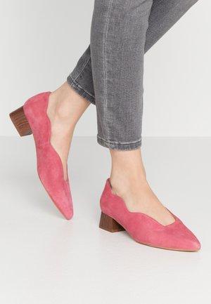 Classic heels - berry