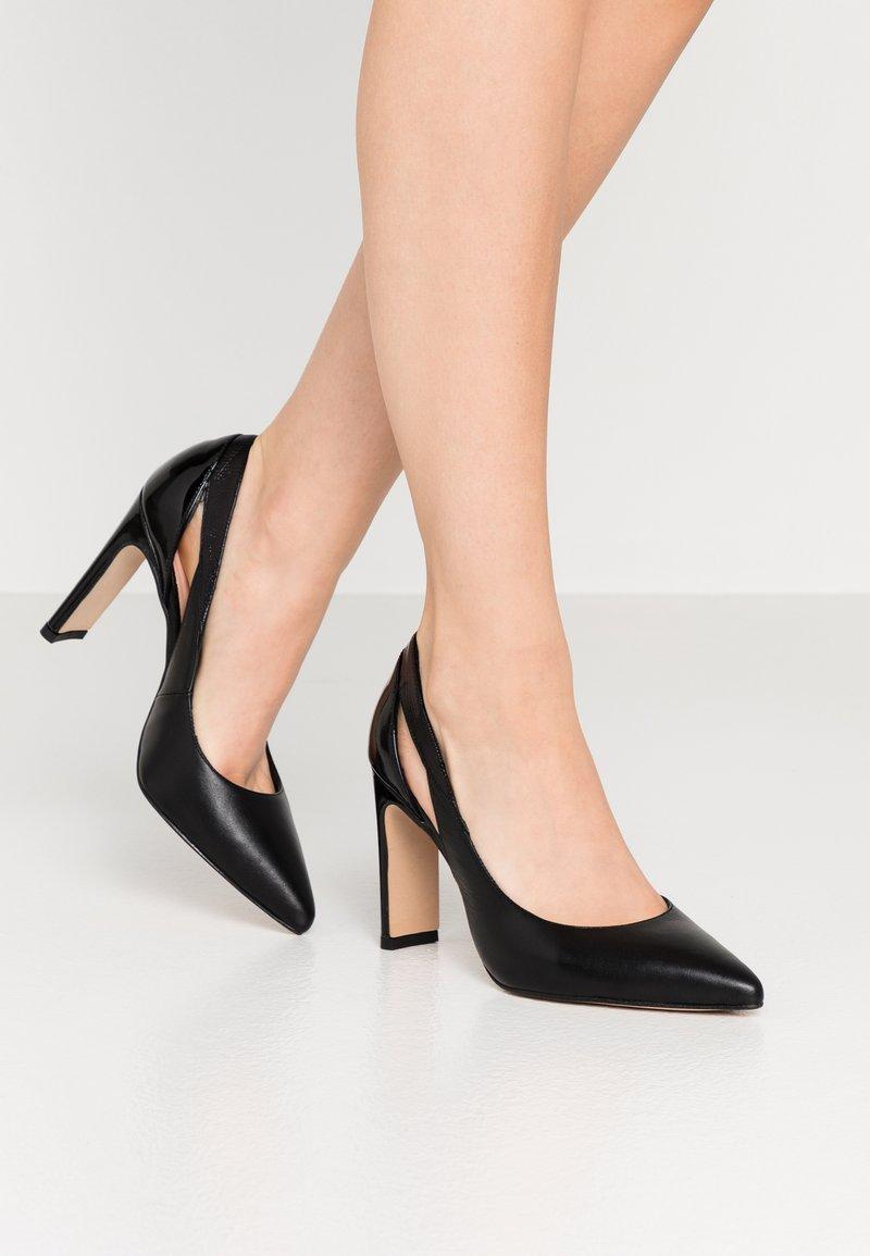 Zign - High Heel Pumps - black