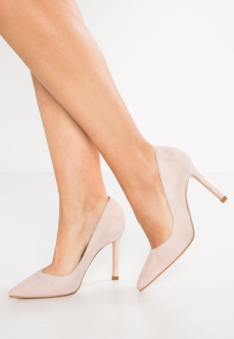 Zign - Høye hæler - nude