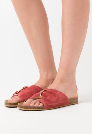 Chaussons - copper