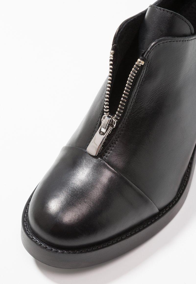 Zign Talons Boots Black Black Boots À Zign Talons À Zign srQdht