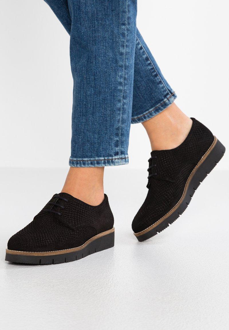 Zign - Zapatos de vestir - black