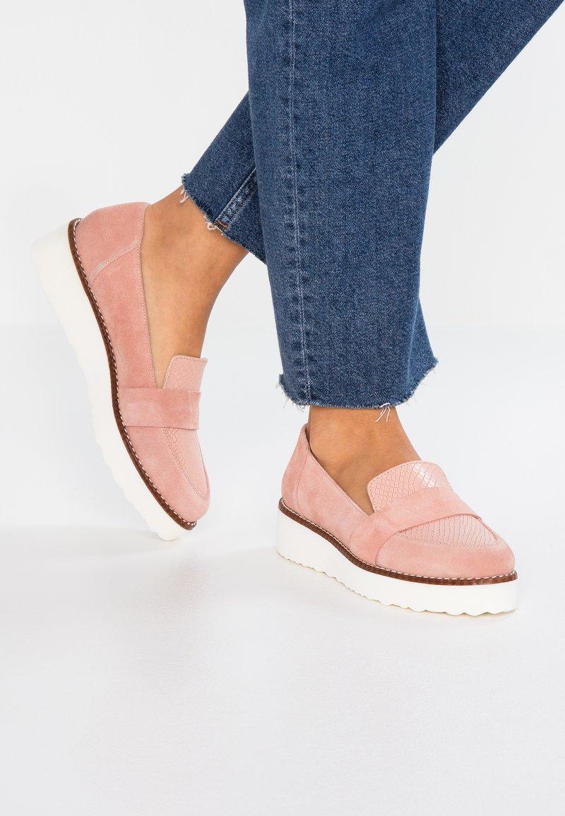 Zign - Loafers - nude