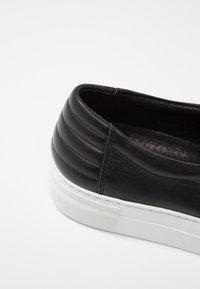 Zign - Nazouvací boty - black - 2