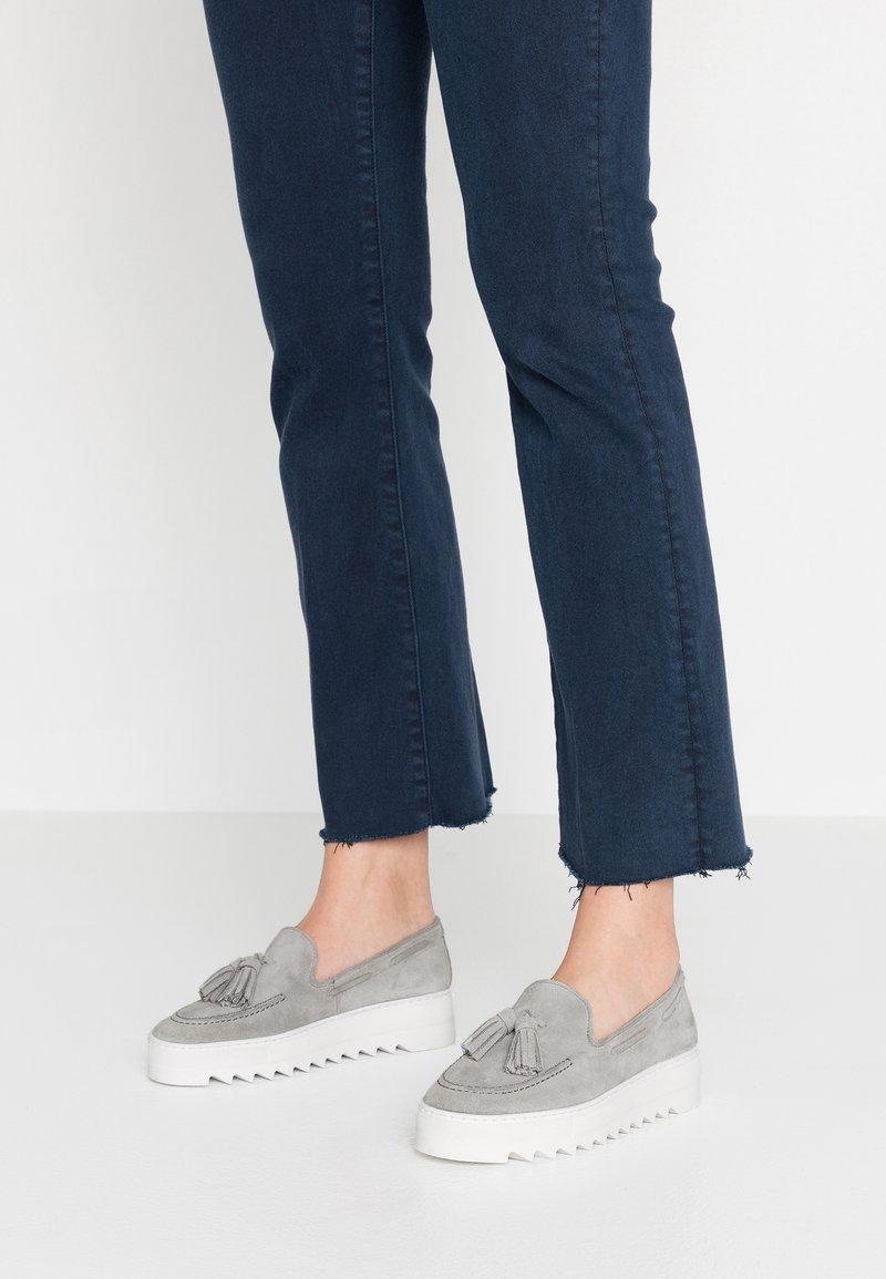 Zign - Slipper - grey