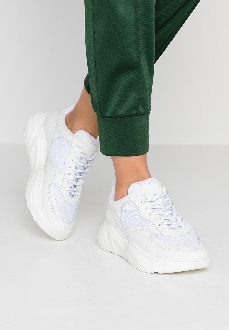 Zign - Sneakers - white