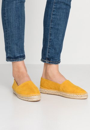 Espadrille - yellow