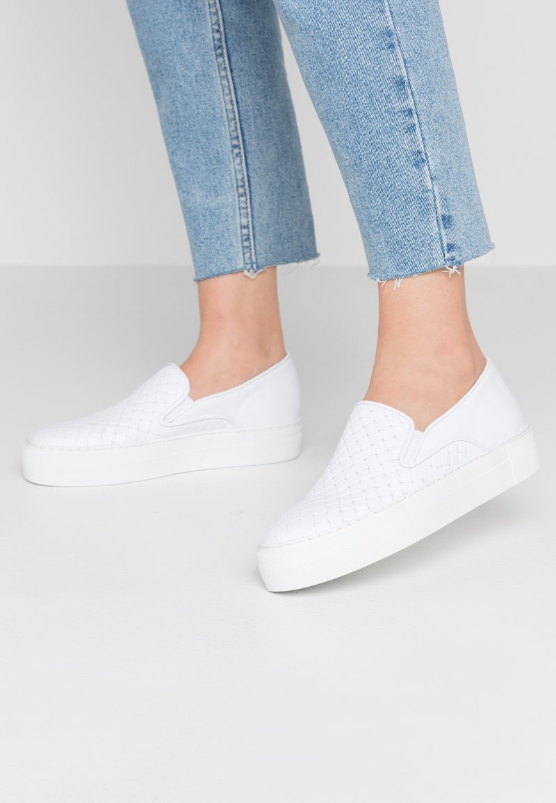 Zign - Loafers - white