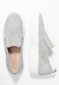 Zign - Nazouvací boty - grey - 3
