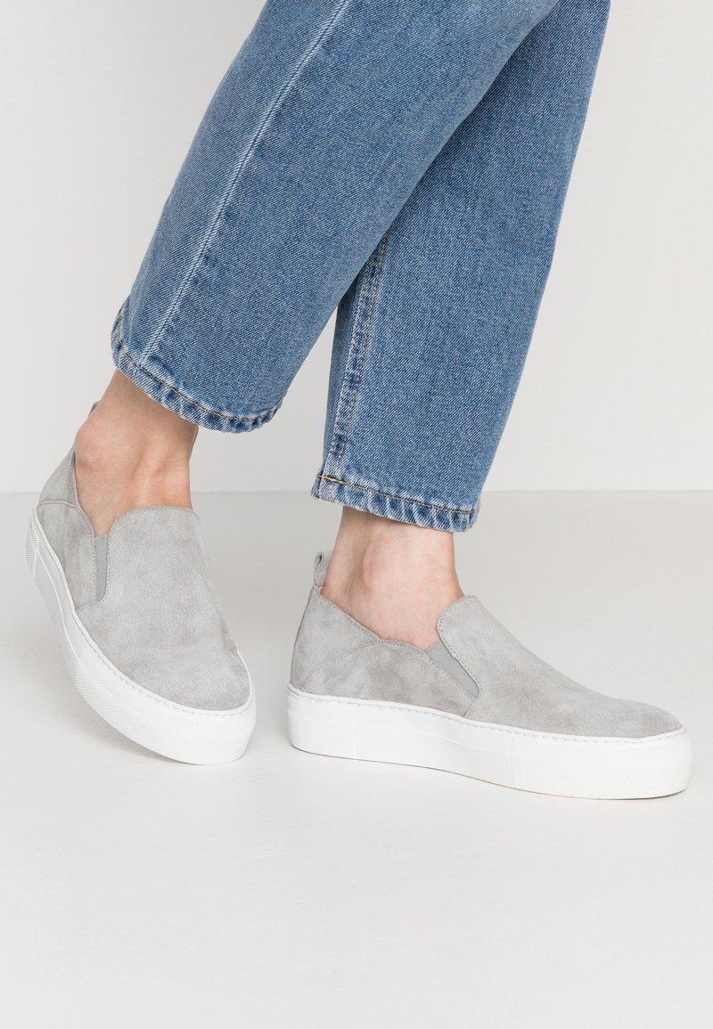 Zign - Nazouvací boty - grey
