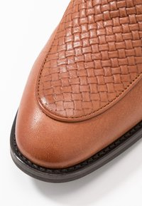 Zign - Nazouvací boty - dark brown - 5