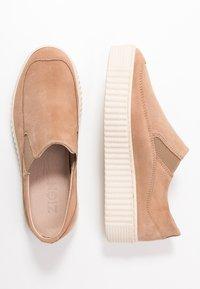 Zign - Slippers - beige - 3