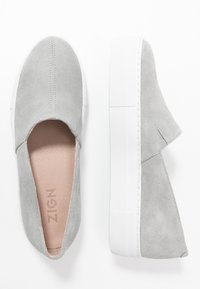 Zign - Slippers - grey - 3