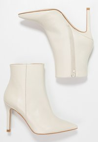 Zign - Classic ankle boots - white - 3
