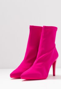 Zign - Classic ankle boots - pink - 2