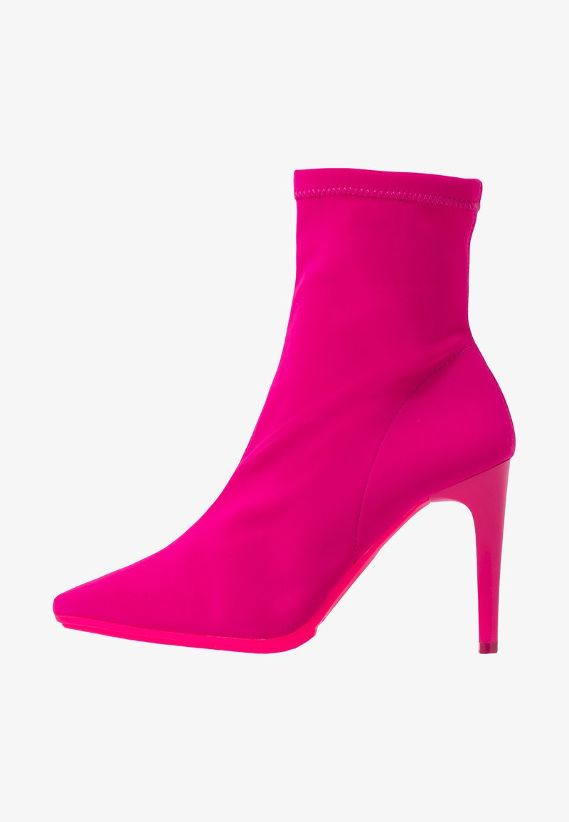 Zign - Classic ankle boots - pink
