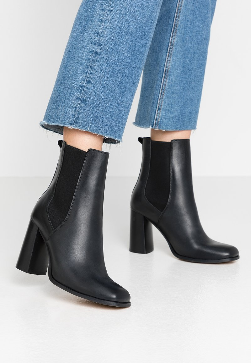 Zign - Ankle boots - black