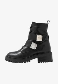 Zign - Lace-up ankle boots - black - 1