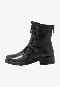 Zign - Cowboystøvletter - black - 1