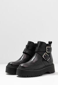 Zign - Korte laarzen - black - 4
