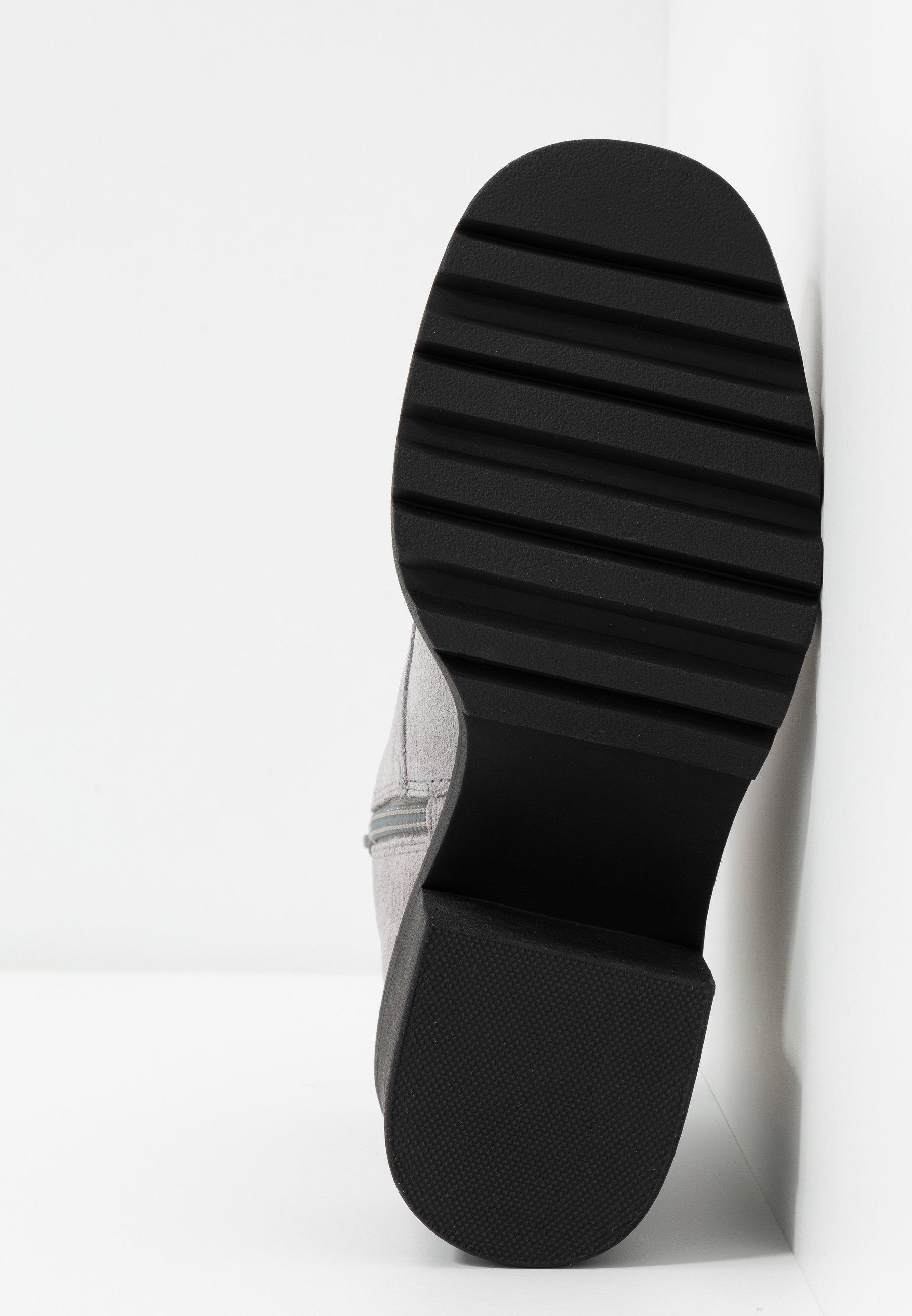 Zign Snörstövletter - grey