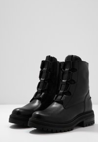 Zign - Lace-up ankle boots - black - 4