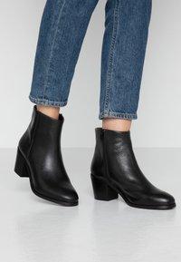 Zign - Støvletter - black - 0