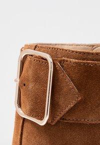Zign - Classic ankle boots - cognac - 2