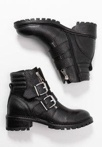 Zign - Cowboystøvletter - black - 3
