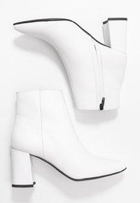 Zign - Ankelboots - white - 3