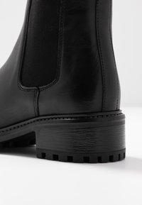 Zign - Kotníkové boty - black - 2