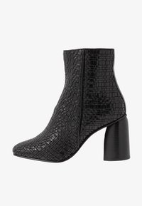 Zign - High heeled ankle boots - black - 1