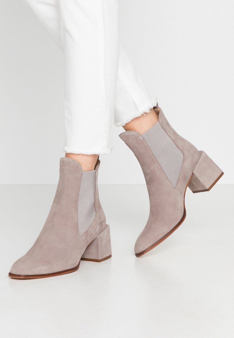 Zign - Classic ankle boots - grey