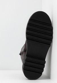 Zign - Platform ankle boots - bordeaux - 6