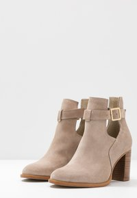 Zign - Ankle boots - beige - 4