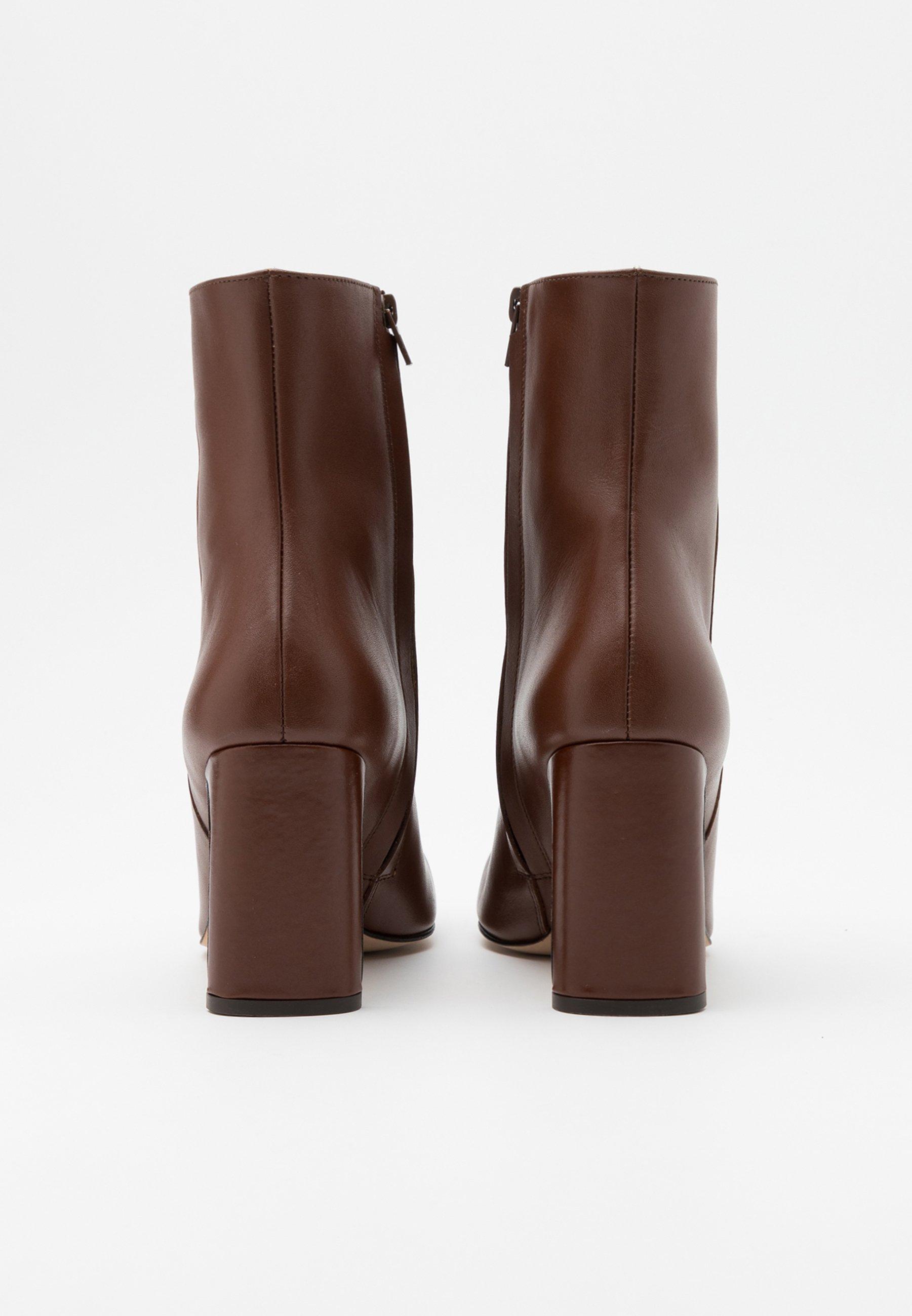 Zign Stiefelette brown