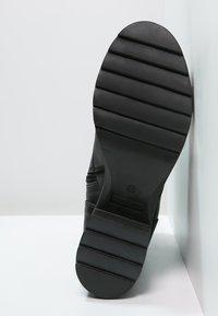 Zign - Botines con plataforma - black - 5